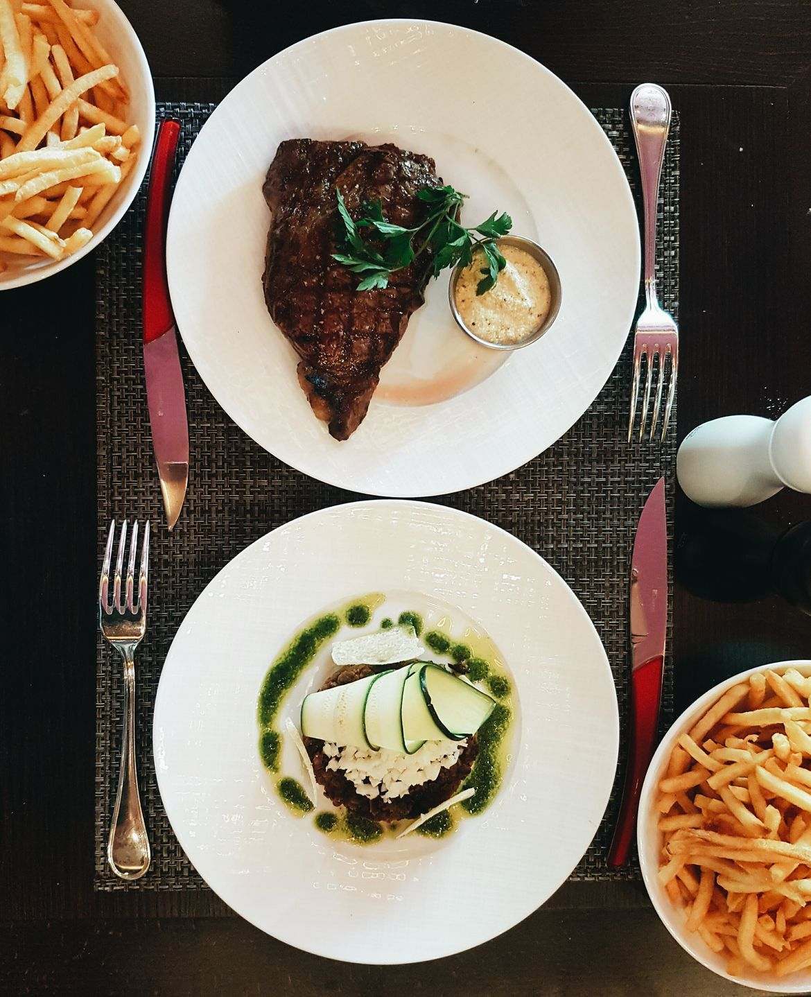 Golden Connexion : Have a great lunch time at D O R R Paris