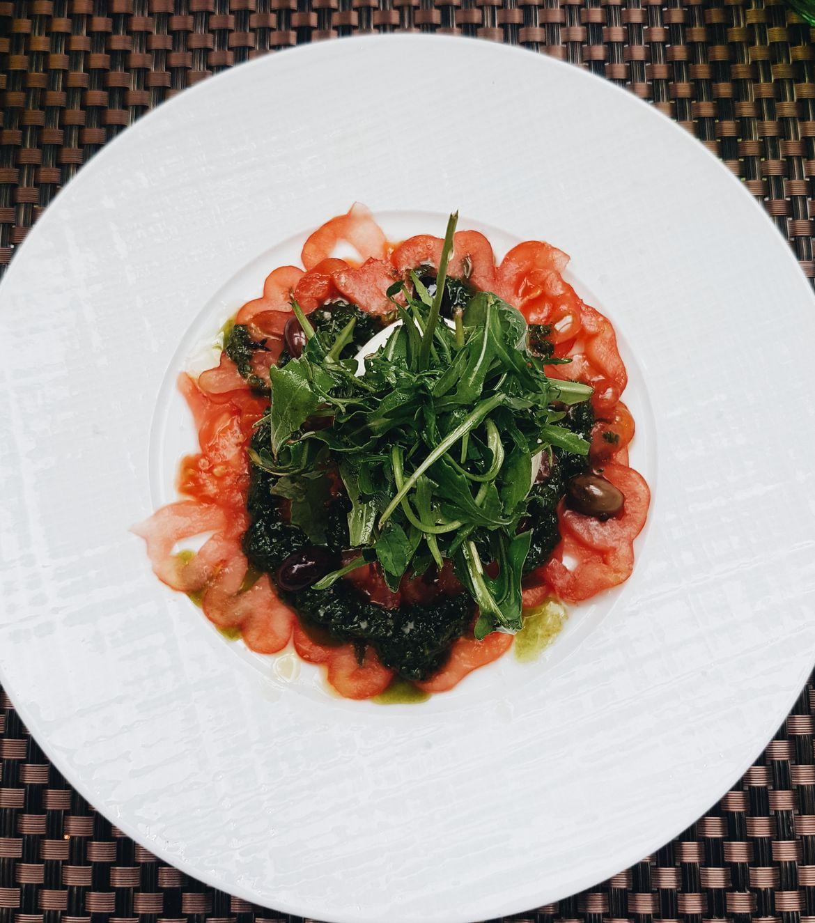 Golden Connexion : Auberge du Moulin Vert restaurant