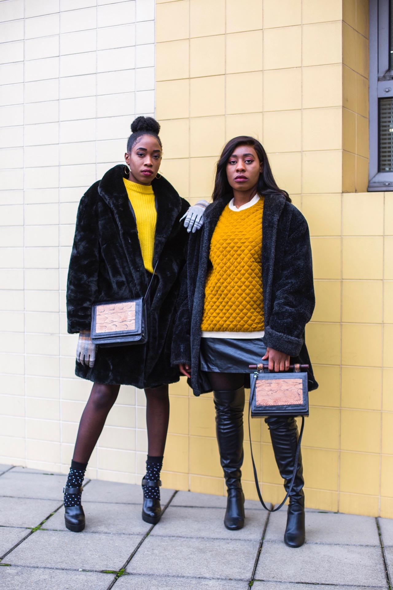 Golden Connexion : jaune poussin versus jaune moutarde
