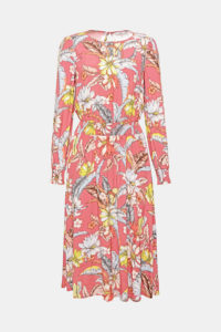 floral dress esprit