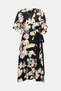 floral long dress esprit