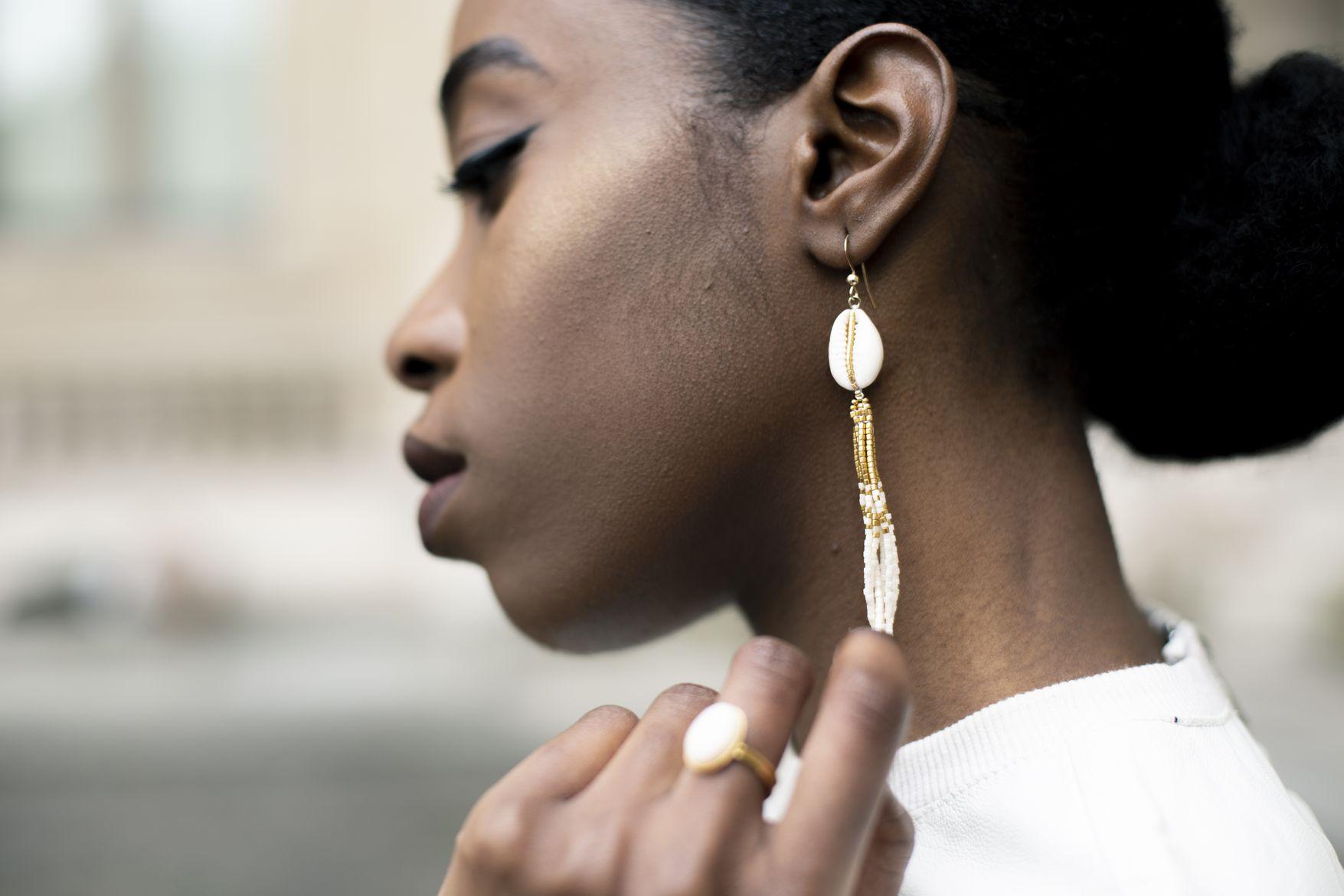 Golden Connexion : rencontre avec la créatrice de bijoux c'cédille