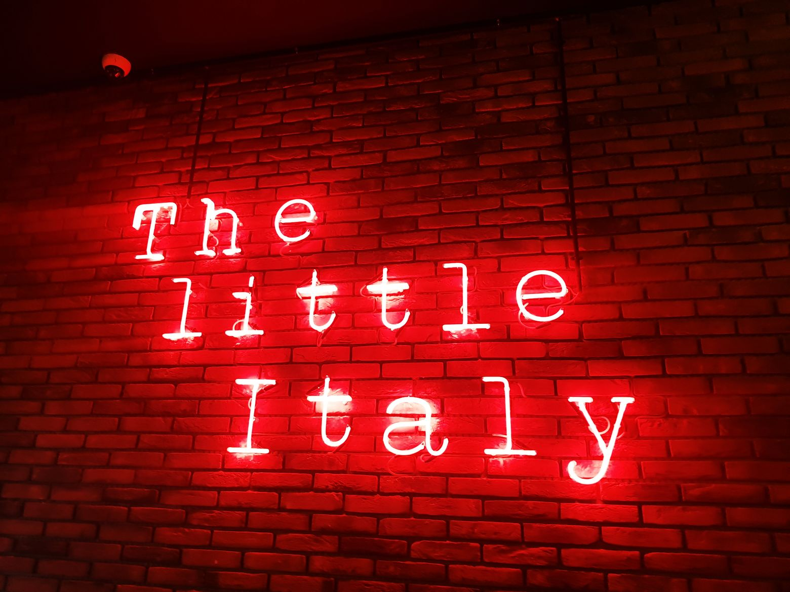 Golden Connexion : the little Italy, taste Italian lavish cuisine