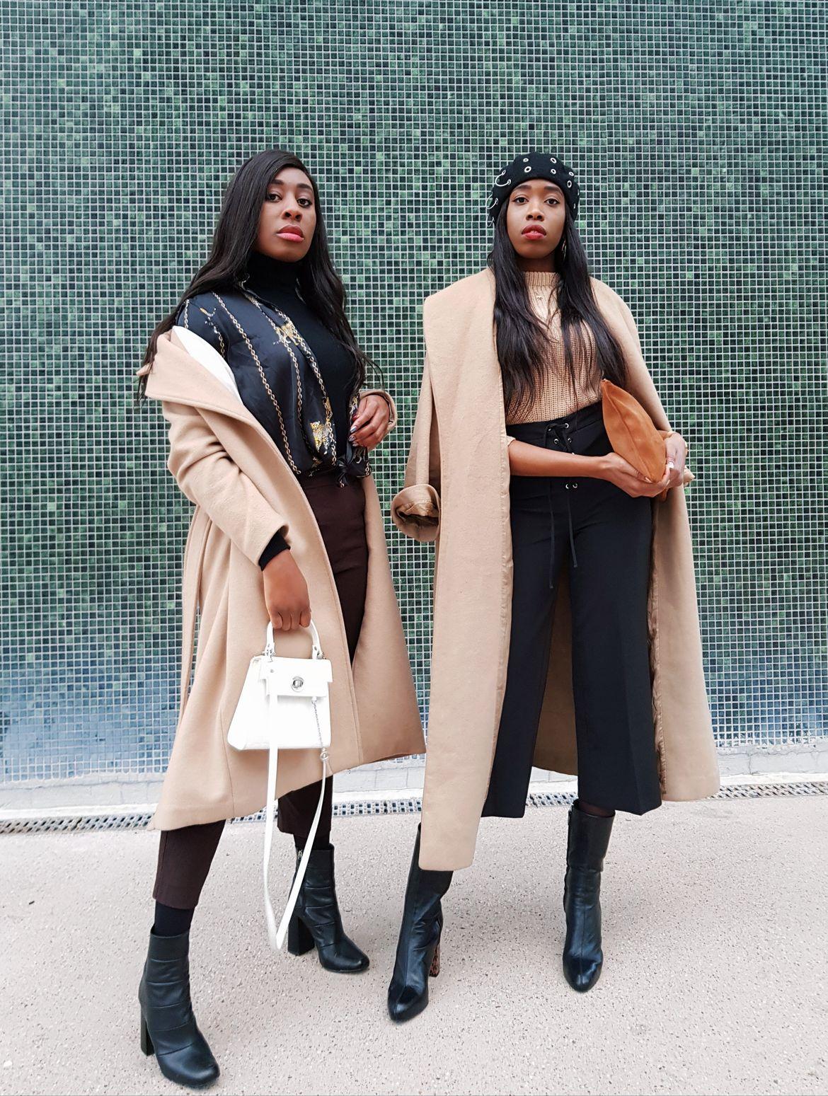 Golden Connexion : 40 manteaux à moins de 100 euros, blogueuse mode
