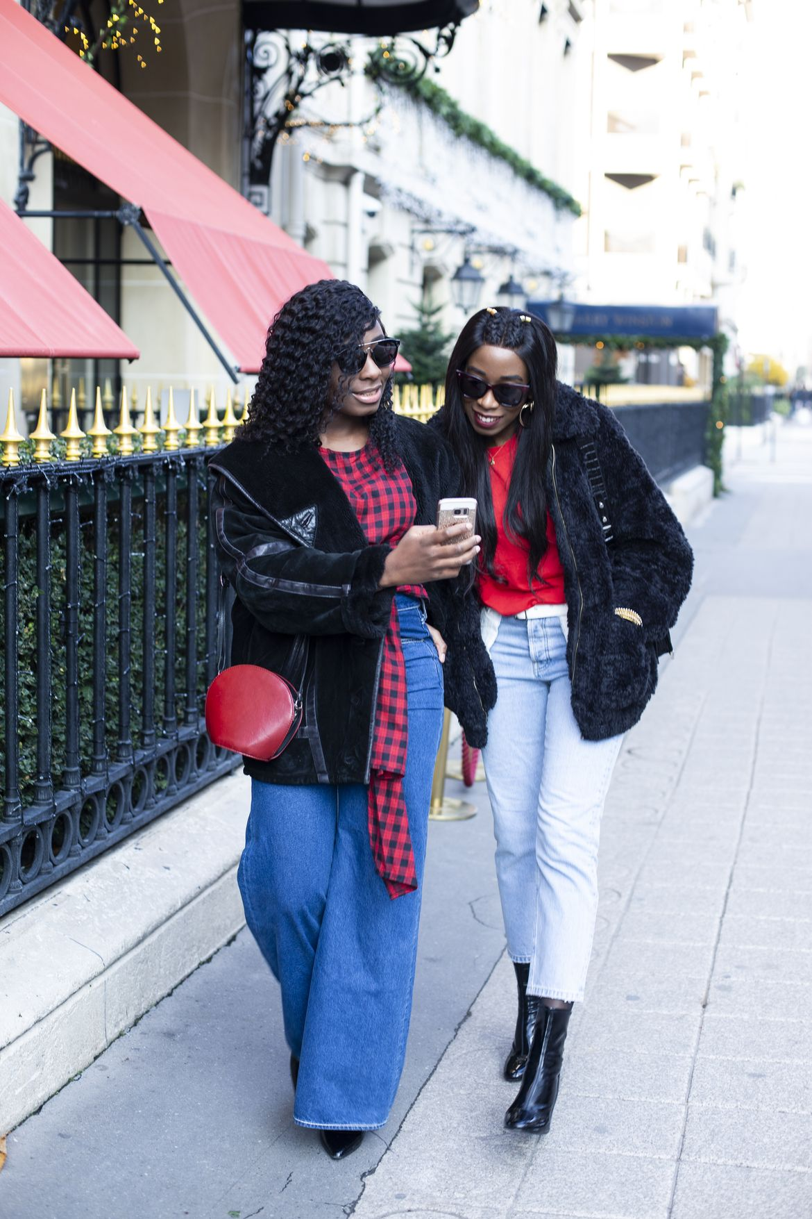 Golden Connexion : Prenez des risques, blogueuse mode paris