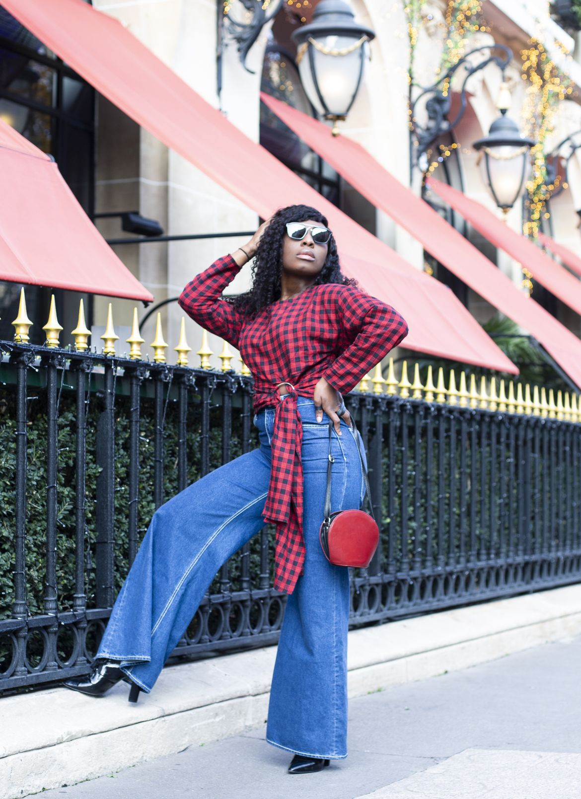Golden Connexion : take some risk, it might worth it, fashion bloggers from Paris