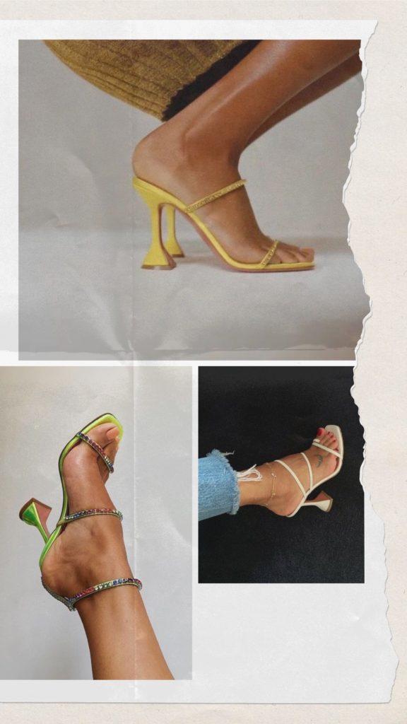Golden Connexion : sélection chaussures printemps/été